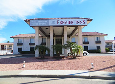 WELCOME TO PREMIER INNS METRO CENTER