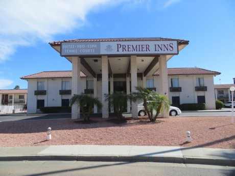 Welcome To Premier Inns Metro Center - Exterior View