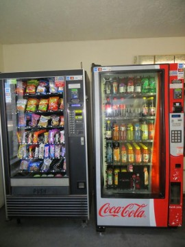 Welcome To Premier Inns Metro Center - Vending